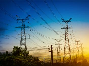 auditoría energética torres eléctricas foto