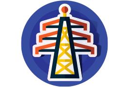 auditoría energética torre de la luz icono