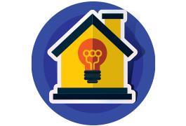 auditoría energética hogar icono